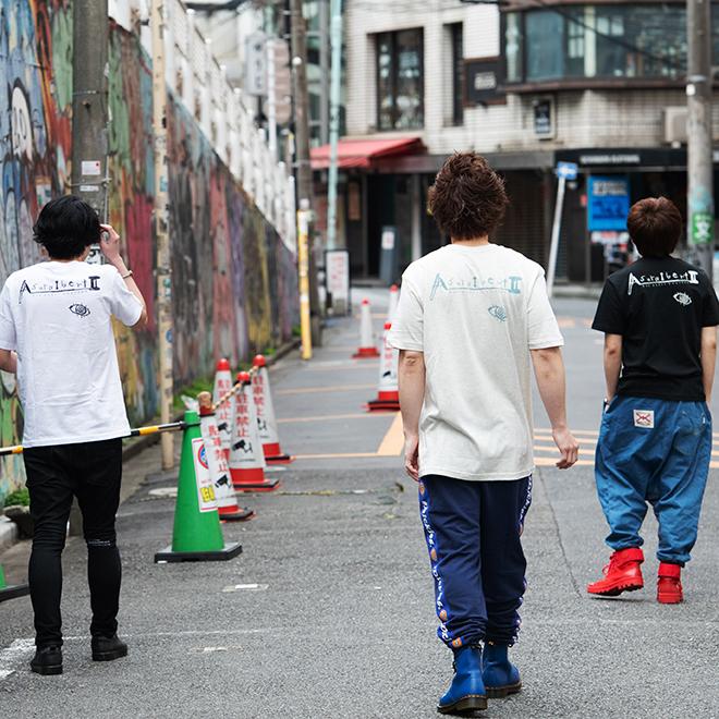 【SALE】In principio erat Verbum Tシャツ(オートミール)