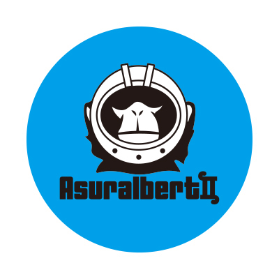 Asuralbert II 缶バッジ