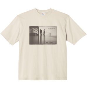 Re:Fresh Start Tour Tシャツ(ライトベージュ)